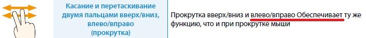 пример документации для ноутбука
